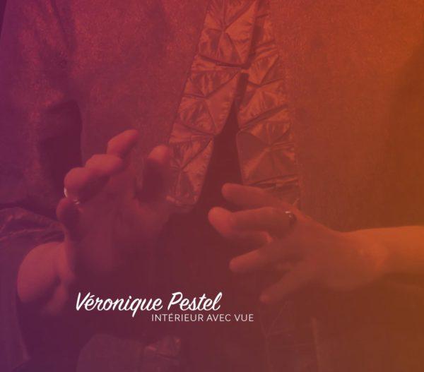Couverture de l'album Intérieur avec vue/Photo de Claudine RIPOLL/Graphisme d'Emmanuel ATGER